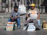 Creció tasa de desocupación en Veracruz