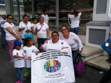 Marchan para pedir inclusión social