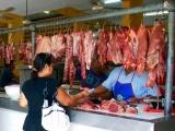 Disminuye venta de carne de res en diciembre