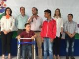 Rolando Albavera, rey infantil electo del Carnaval de Veracruz 2018