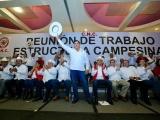 La CNC está más firme que nunca con el PRI: Juan Carlos Molina