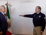 Arturo García García, Director de Tránsito y Seguridad Vial del Estado de Veracruz