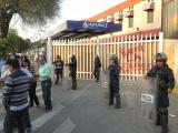 Pese a la represión, vecinos de Xochimilco insisten en clausura y reubicación de gasera