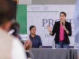 Beneficia Prospera a miles de familias en Veracruz