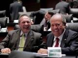 """Reforma priísta """"antichapulines"""" amarra a sus senadores pluris hasta fin de la legislatura"""