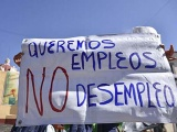 Cien mil veracruzanos desempleados
