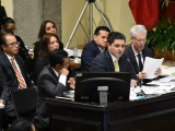 Diálogo y transparencia, bases para un gobierno  de cambios eficientes: Rogelio Franco
