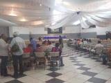 Obreros portuarios dejaron tirada la asamblea de CICE