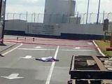 Fallece una persona atropellada en zona portuaria