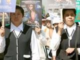 Iglesia feliz por veto a causales a aborto