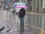 Lluvia sin precedentes en Veracruz