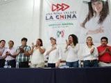 Los candidatos del PRI trabajamos unidos por México: Anilú Ingram