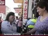Plantea Rocío Nahle reactivar Tratados Internacionales en apoyo al campo