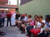 Se reúne Raúl Zarrabal con vecinos de la colonia Vías Férreas