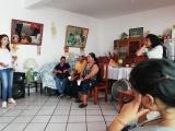 """""""Seré una diputada de propuestas ciudadanas"""": Sheila Flores"""