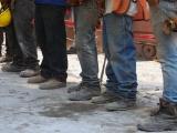 Desempleado el 60% de los trabajadores de la construcción