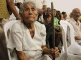 Altos índices de envejecimiento