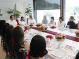 Se reúne Rocío Nahle con mujeres emprendedoras del Totonacapan