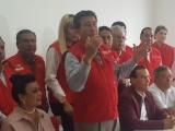 Elude Héctor Yunes hablar sobre salida de Vía Veracruzana del PRI