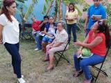 Sigue Sheila Flores forjando el acercamiento ciudadano