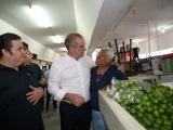Visita Julen Rementería el mercado Hidalgo de Veracruz