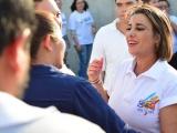 A favor de la eliminación del fuero: Mariana Dunyaska
