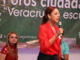 Falta apoyo en materia juvenil: Sheila Flores