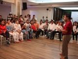 Raúl Zarrabal legislará para fortalecer a la juventud