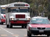 Proponen uso de gas natural para transporte público