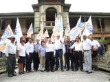 Julen Rementería garantiza infraestructura y economía para Veracruz