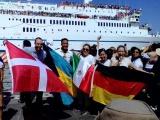 Amplía su permanencia y apertura al público el buque Logos en Veracruz