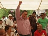 Redobla Juan Nicolás Callejas acciones de su campaña por el Senado