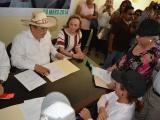 Callejas Roldán asesora a maestros defraudados por falsos créditos