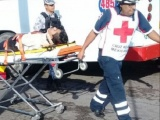 Camión arrolla a motociclista en Mata de Pita