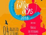 """Impulsarán artistas independientes """"Festival Entre Olas 2018"""""""