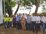 Arranca alcalde Fernando Yunes construcción de Parque Inclusivo