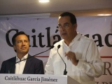 Presenta Cuitláhuac a Perez Astorga como titular de SEDECOP