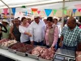 CNC estatal entrega 5 toneladas de carne a choleños