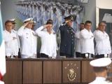 Encabeza Peña Nieto ceremonia de graduación en Antón Lizardo