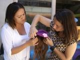 Venezuela también ha requerido gorritos oncológicos: Mechones de Esperanza