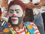 Regresan payasos al Zócalo de Veracruz