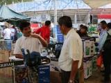 Inaugura Guzmán Avilés Tianguis Agropecuario en Tantoyuca
