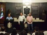 Toma protesta Arturo García como nuevo director de Tránsito municipal en Veracruz