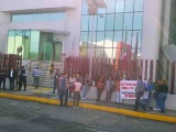 Protestan Familiares y amigos de Diana Thais piden justicia