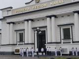 Rommel Ledezma Abaroa nuevo Comandante de la Primera Región Naval