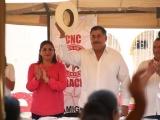 Reprueba Juan Carlos Molina recorte presupuestal al campo