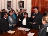Toma protesta Yolanda Olivares Pérez como directora del Instituto Veracruzano de las Mujeres