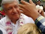 Quiero pasar a la historia como un buen presidente: Andrés Manuel López Obrador