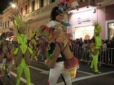 Todo un éxito Papaqui de Reyes Magos del Carnaval de Veracruz 2018