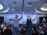 Anaya y Yunes Márquez sostienen encuentro con militancia